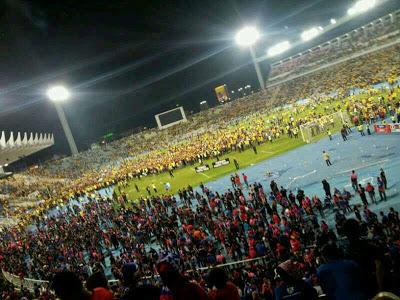 BERITA : Sebab Kenapa Perlawanan JDT vs Pahang Ditangguhkan
