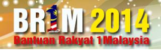 INFO : Permohonan BR1M 2014 Kini Dibuka