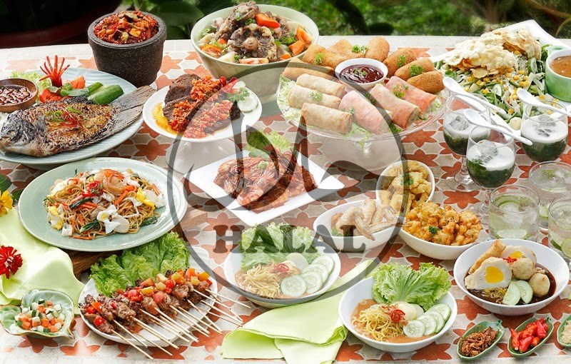 The Criteria of Halal Food