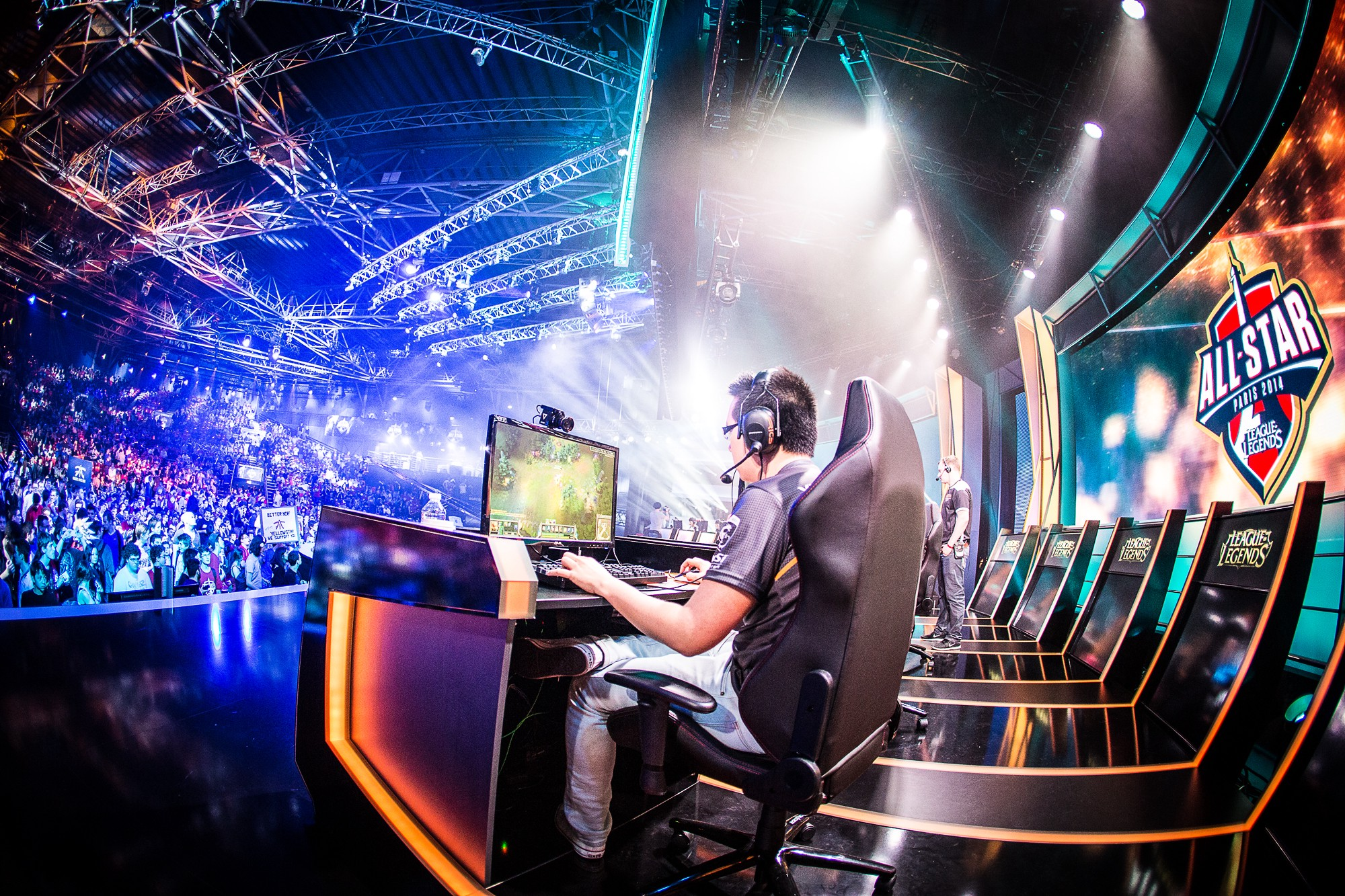 Welcoming The E-sport As A Sport