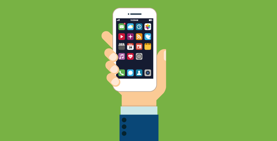The advantage of mobile applications